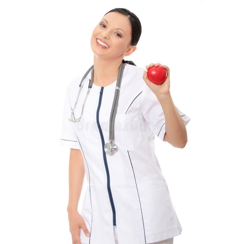 doktorsläkarundersökningstetoskop arkivbilder
