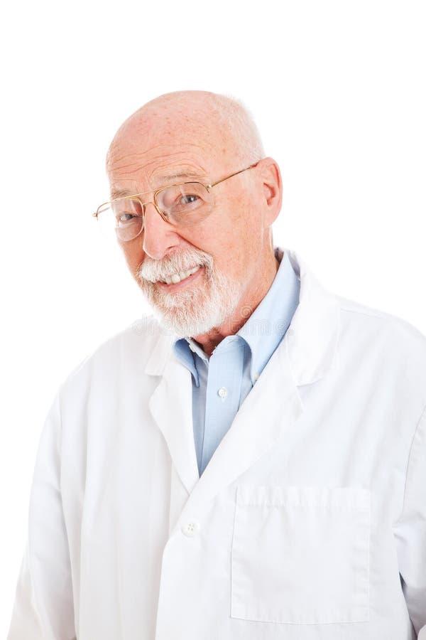 doktorspharmacistforskare arkivbild