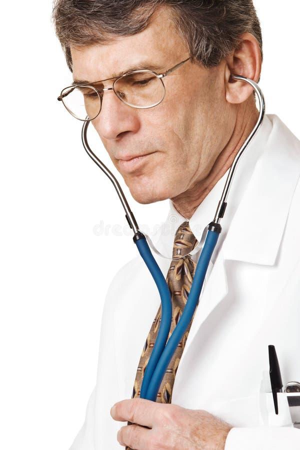 doktorze danej fotografia stock