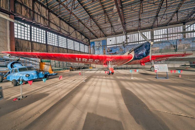 Dokumentacyjny pasmo samolot zdjęcie royalty free