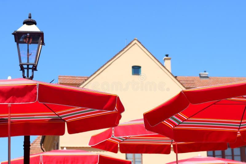 Dolac市场,萨格勒布 免版税图库摄影