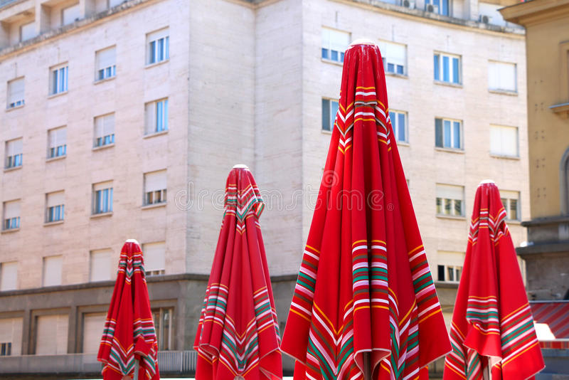 Dolacmarkt, Zagreb royalty-vrije stock fotografie