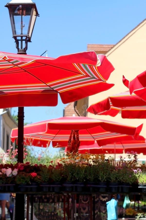 Dolacmarkt, Zagreb, Kroatië royalty-vrije stock foto