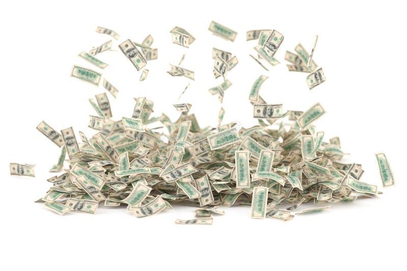 dolarów royalty ilustracja