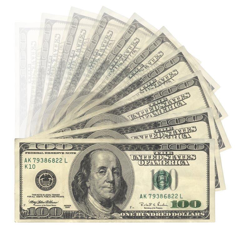 dolarów, obraz royalty free