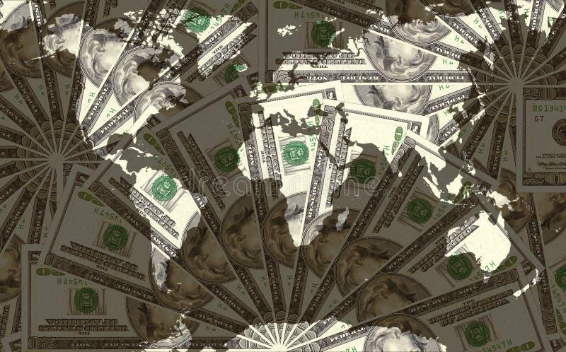 dolar świat zdjęcie royalty free