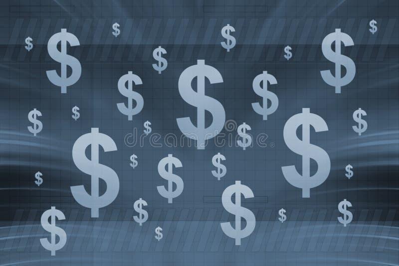 dolar ilustracji