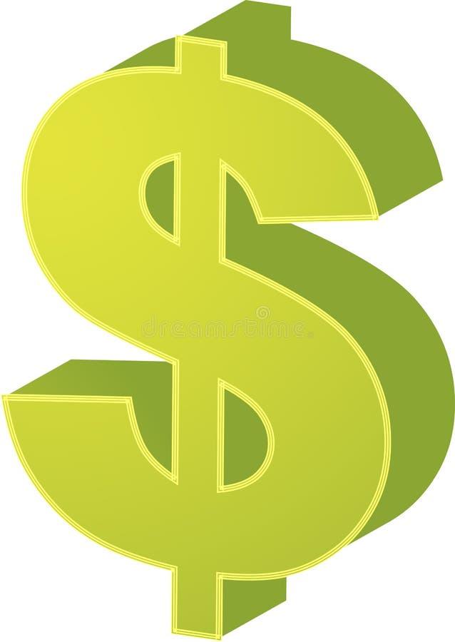 dolar my ilustracji
