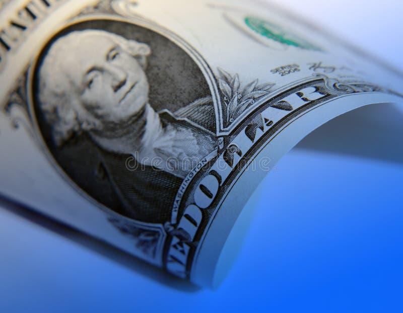 dolar notatka my zdjęcia stock