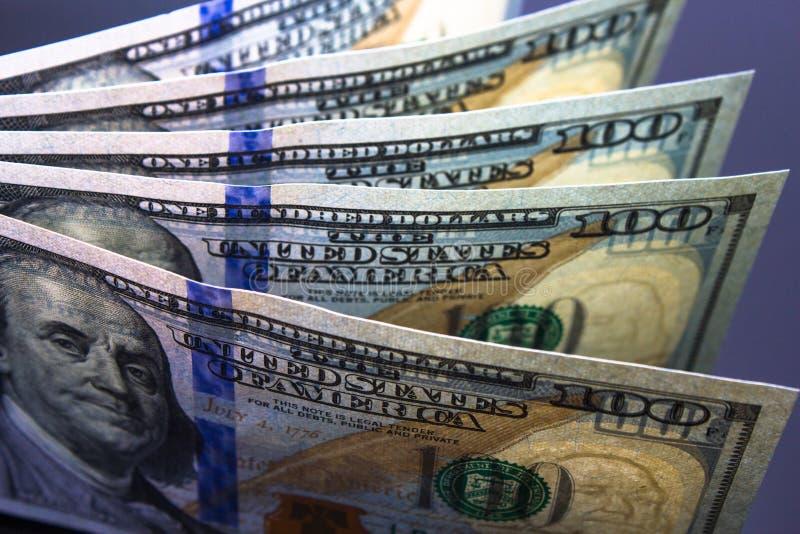 Dolarowi rachunki obrazy stock