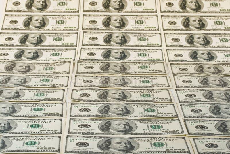dolarowi tło banknoty obraz royalty free