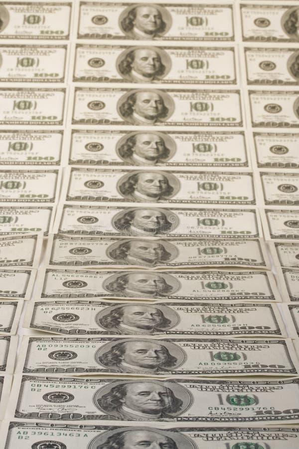 dolarowi tło banknoty fotografia royalty free