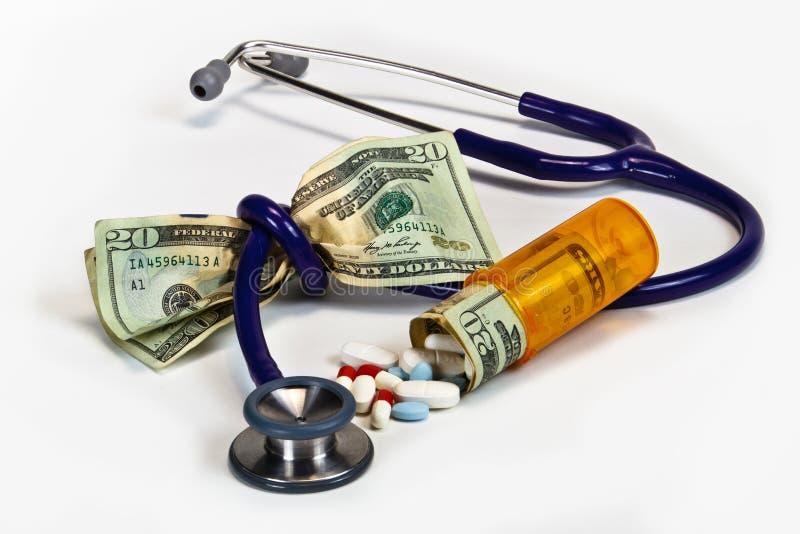 dolarowy target1583_0_ medycyny zdjęcia stock