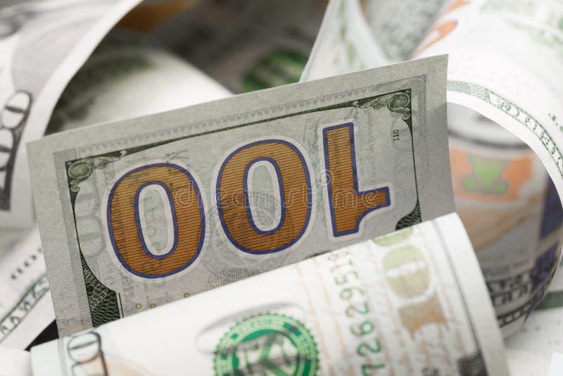 Dolary kłamają chaotically - wizerunek obrazy royalty free