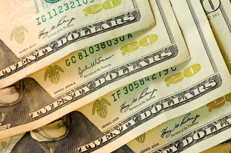 dolary pieniędzy my obrazy royalty free