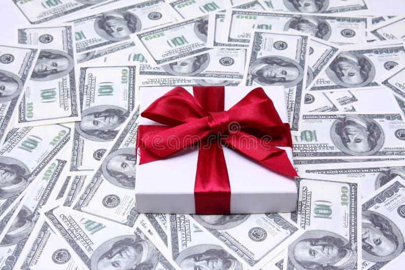 dolary rozsypisko czerwień obrazy stock