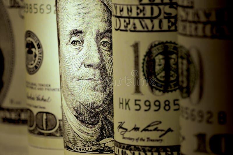 dolary staczali się my obrazy royalty free