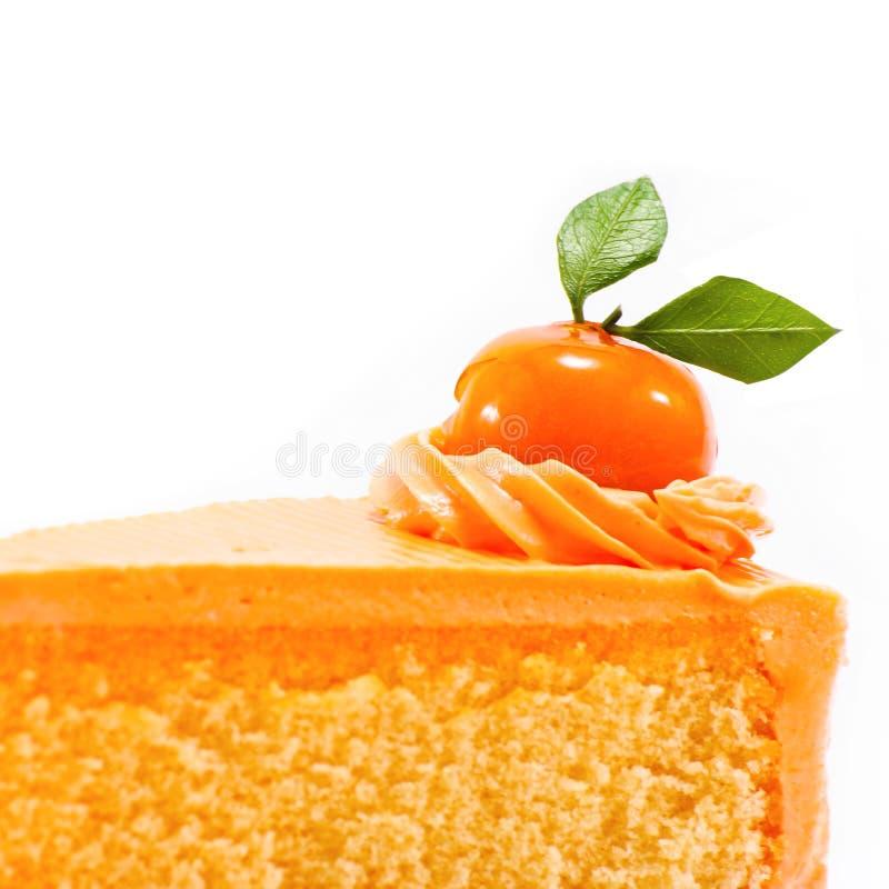 Dolce arancio immagini stock libere da diritti
