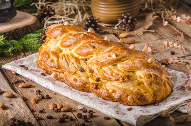 Dolce ceco tradizionale di Natale immagini stock libere da diritti