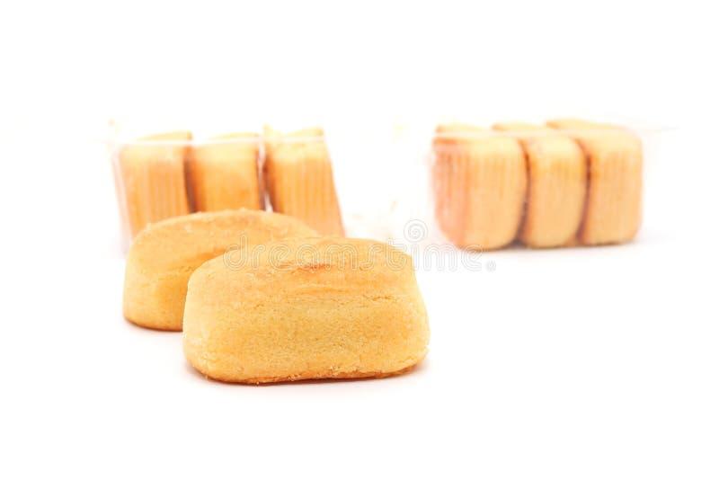 Dolce dell'ananas dei biscotti del cinese tradizionale immagine stock