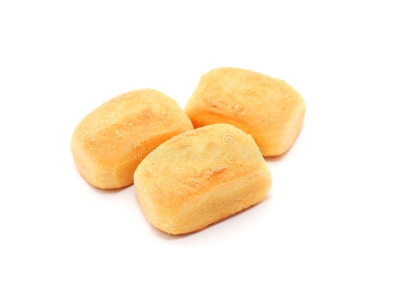 Dolce dell'ananas dei biscotti del cinese tradizionale fotografia stock