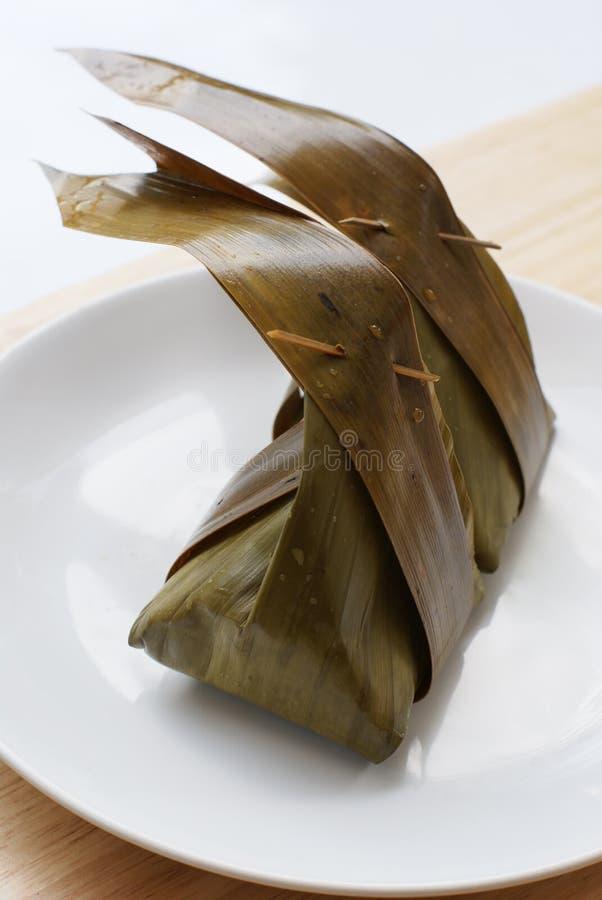 Dolce di Sugarpalm, dessert tailandese immagine stock