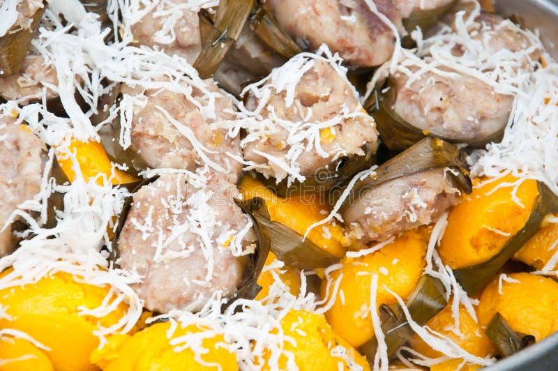 Dolce di Sugarpalm, dolce della palma di Toddy fotografia stock