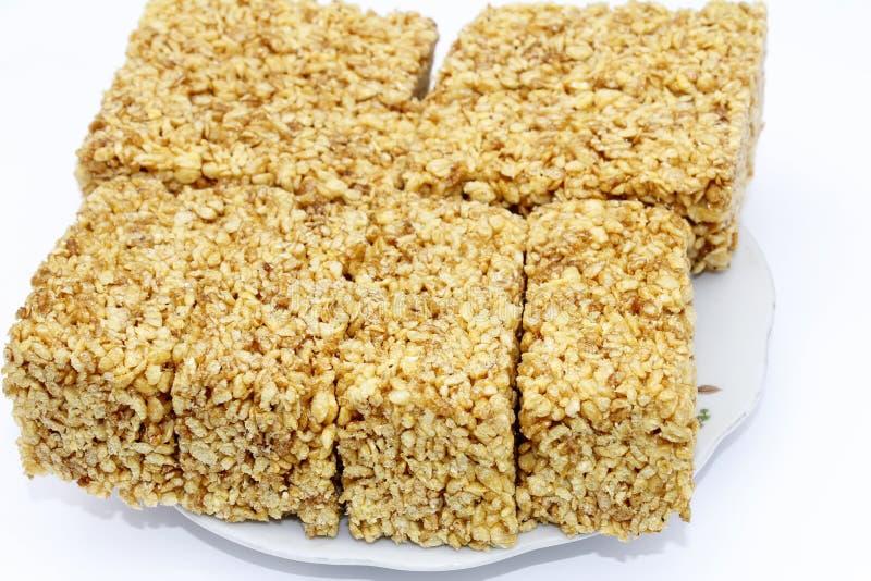 Dolci di riso vietnamiti dolce e fragrante fotografia stock libera da diritti
