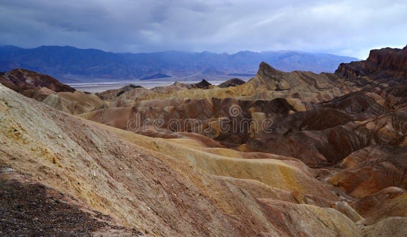 dolina śmierci obraz stock