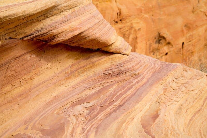 Dolina Pożarnicze rockowe formacje fotografia stock