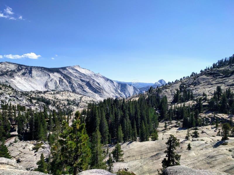 Dolina przyrodnia kopuły góra fotografia royalty free