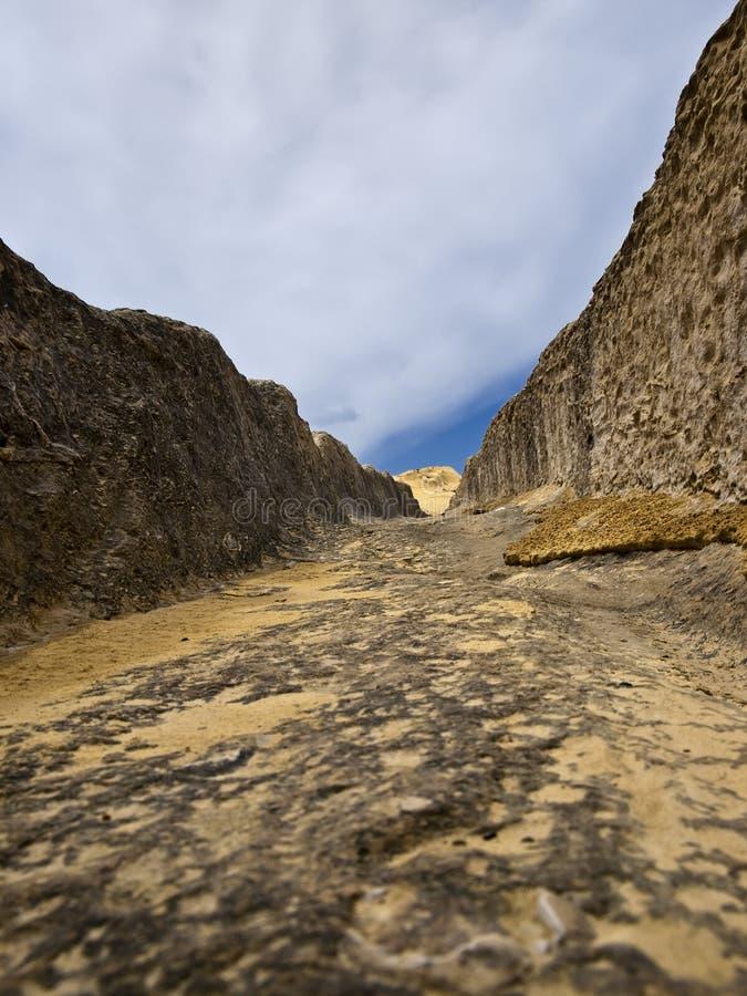 Dolina Tajemnica zdjęcie royalty free