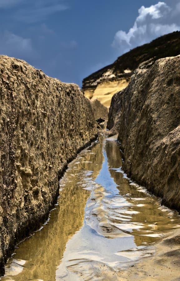 Dolina Tajemnica obraz stock