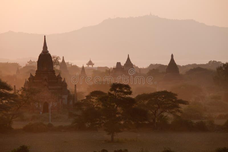 dolinni pagoda tysiące zdjęcia royalty free