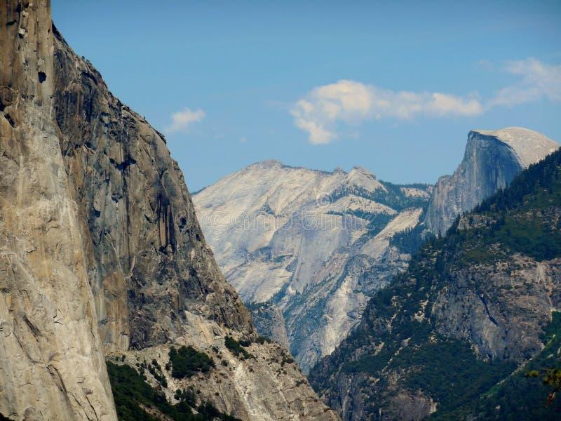 dolinny Yosemite zdjęcie stock