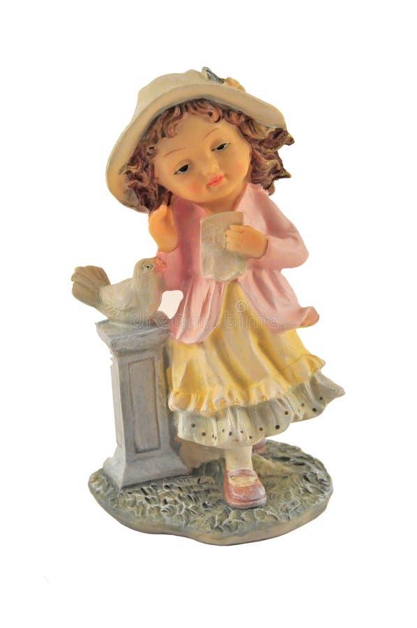 Download Doll stock image. Image of studio, dove, feminine, cute - 11720947