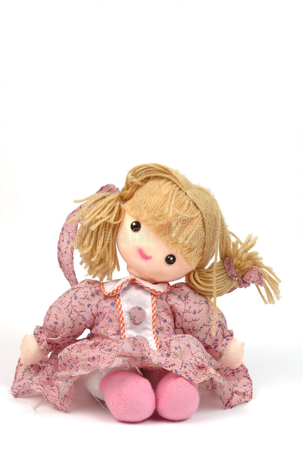 Free Doll Royalty Free Stock Photography - 16251997
