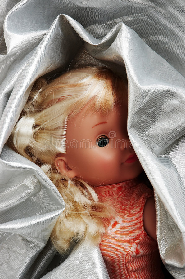 Doll royalty free stock photos
