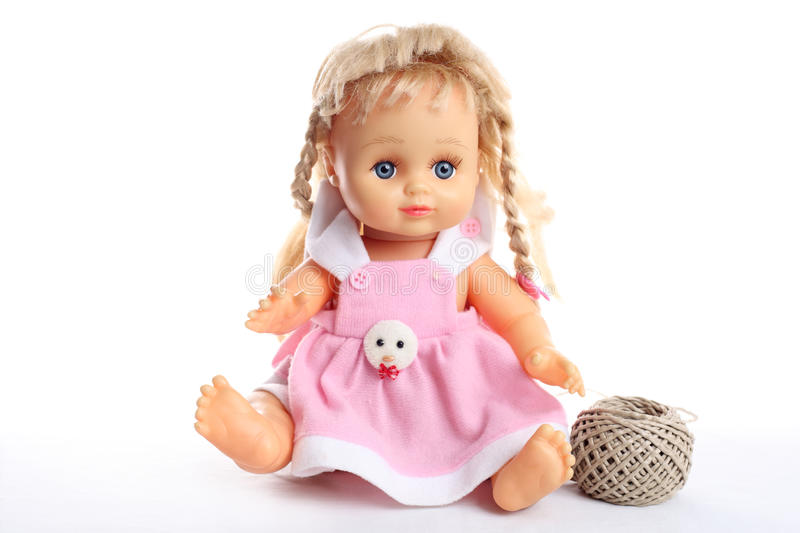 Doll royalty free stock images