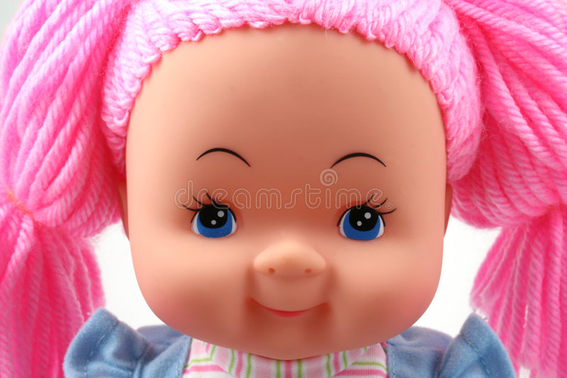 Doll stock photos