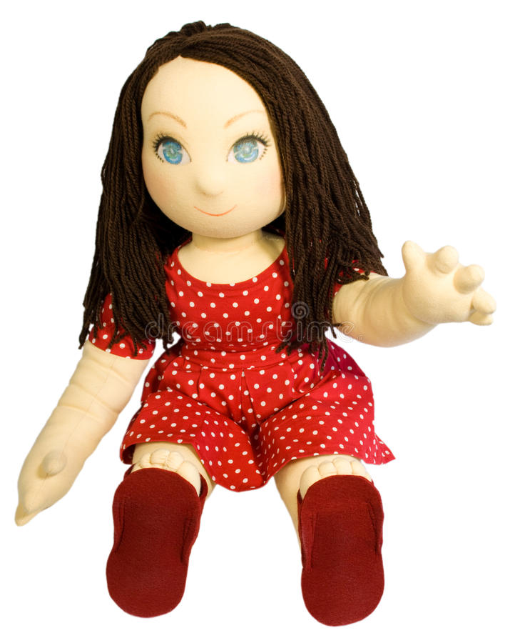 Free Doll Royalty Free Stock Image - 27659266