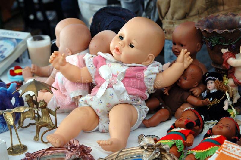 Doll Royalty-vrije Stock Fotografie