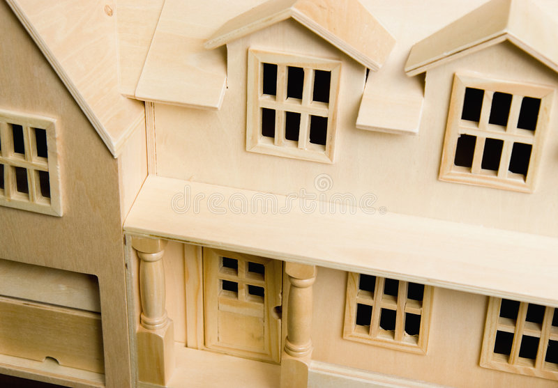 Doll House Stock Photography