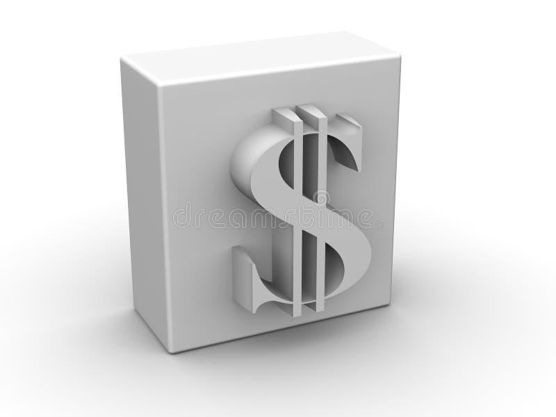Dollar vector illustratie