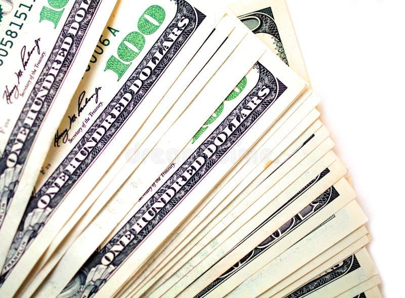Dollar royaltyfri bild