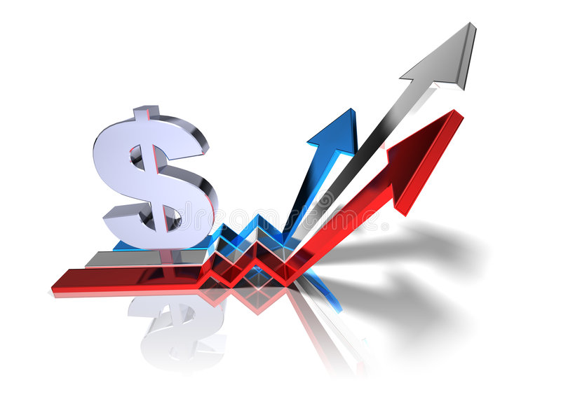 Dollar vektor abbildung