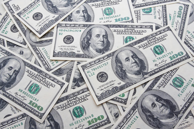 Download Dollar fotografering för bildbyråer. Bild av välstånd - 37344115