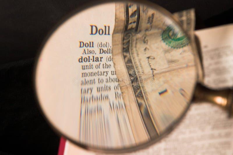 Dollar photos stock