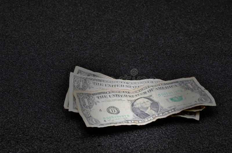Dollar royalty-vrije stock afbeelding