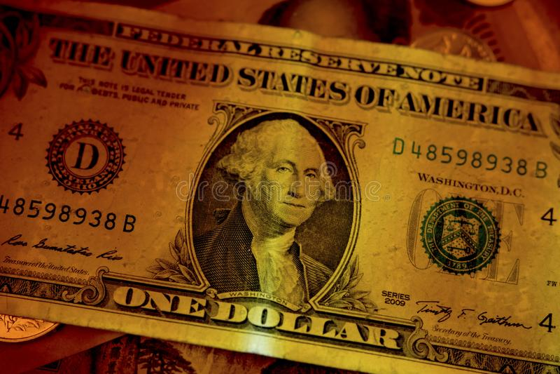 Dollar photo libre de droits